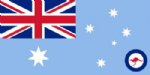 Australia RAF Ensign Large Flag - 5' x 3'.